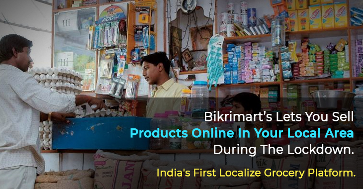 Shop Locally With Bikrimart and Make a Bond of Trust